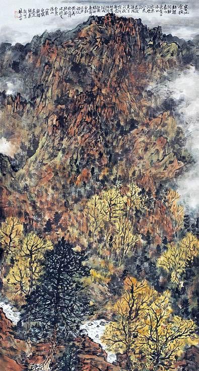 Compromising Spirit of Lingnan School of Painting  Fang Chuqiao 方楚乔